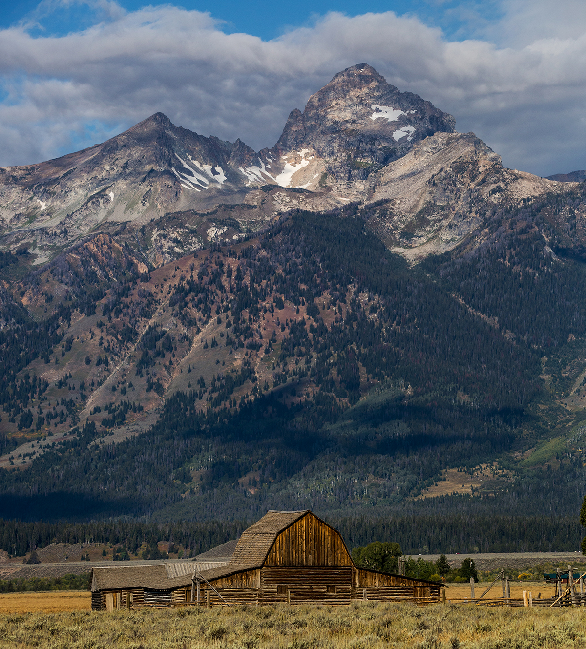 T. A. Moulton Barn, Grand Teton National Park, WY